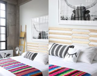 How to Make a Headboard: 35 Great Ideas
