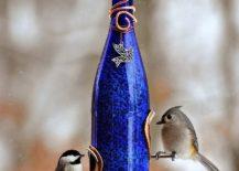 Wine-bottle-bird-feeders-add-charm-to-your-garden-all-on-their-own-217x155