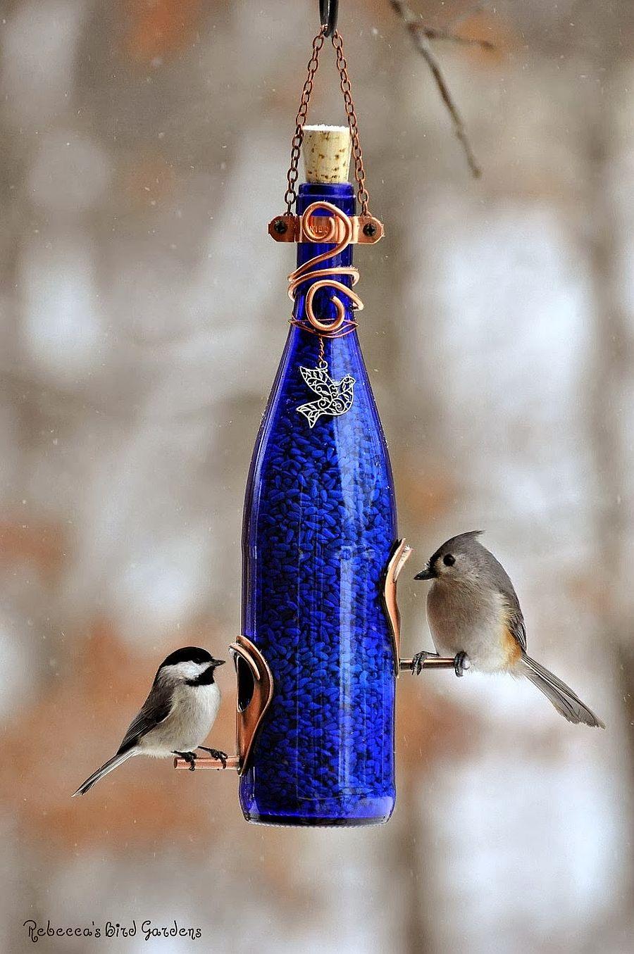 40 Diy Bird Feeder Ideas For A Live Garden