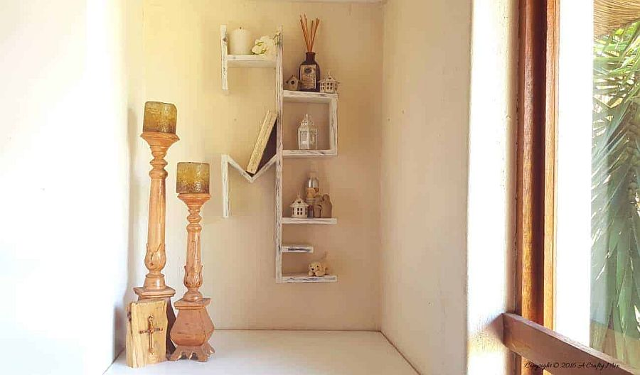 Beautiful-and-innovative-shelf-spells-out-home-and-is-crafted-from-reclaimed-wood