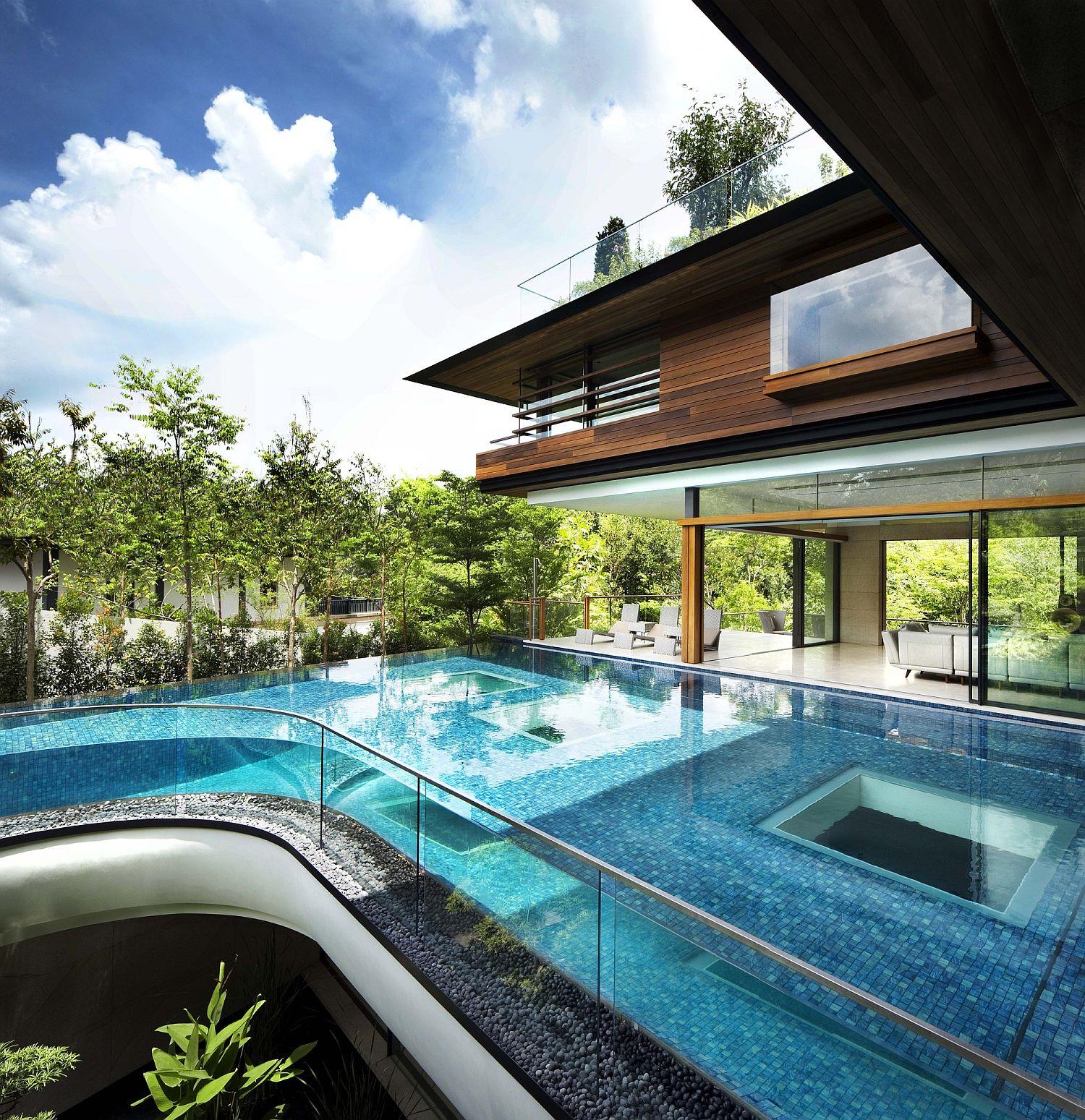 Botanica House designed by Guz Architects in Singapore