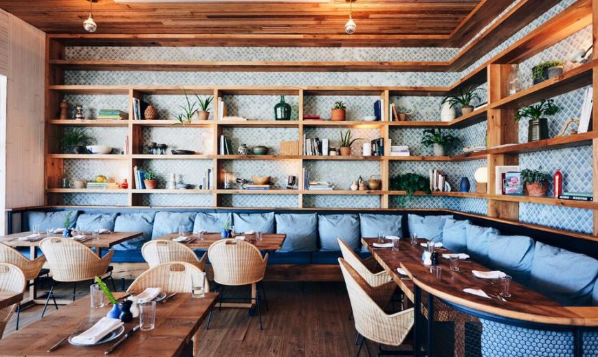 Let Restaurant Design Inspire Your Next Home Makeover