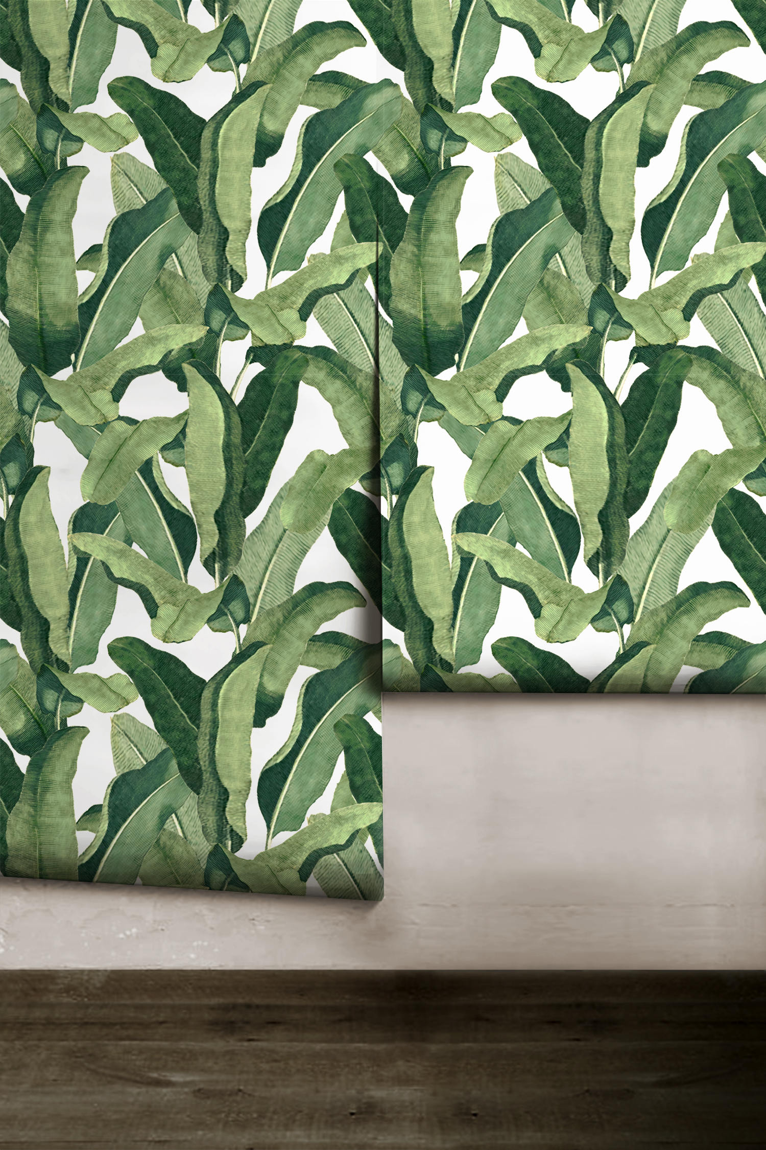 Catalina Palms from Etsy shop Wallpaperie