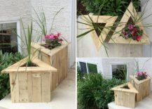 Chic-DIY-triangular-planters-idea-217x155