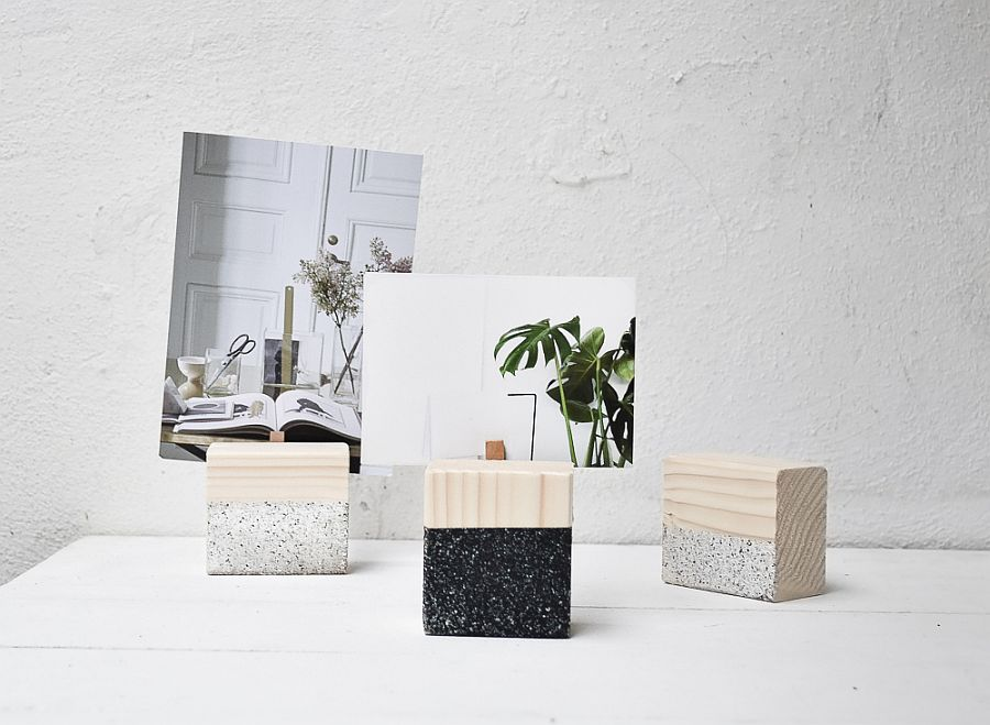 Chic and trendy DIY picture holders
