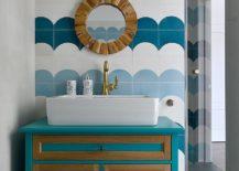 Custom-teal-vanity-for-the-contemporary-bathroom-217x155