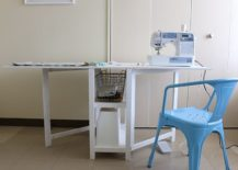 DIY-folding-crafting-table-made-from-wood-217x155