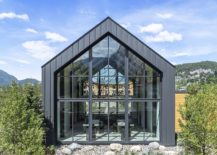 Dark-metal-panels-along-with-glass-create-a-delightful-gable-design-217x155