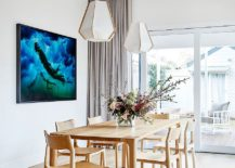 Dashing-dining-table-and-chairs-in-wood-along-with-geometric-pendants-217x155