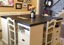 Exquisite-modern-crafts-table-with-four-stations-and-amazing-array-of-storage-options-217x155