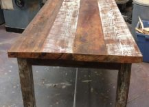 Farmhouse-style-table-crafted-from-reclaimed-wood-217x155