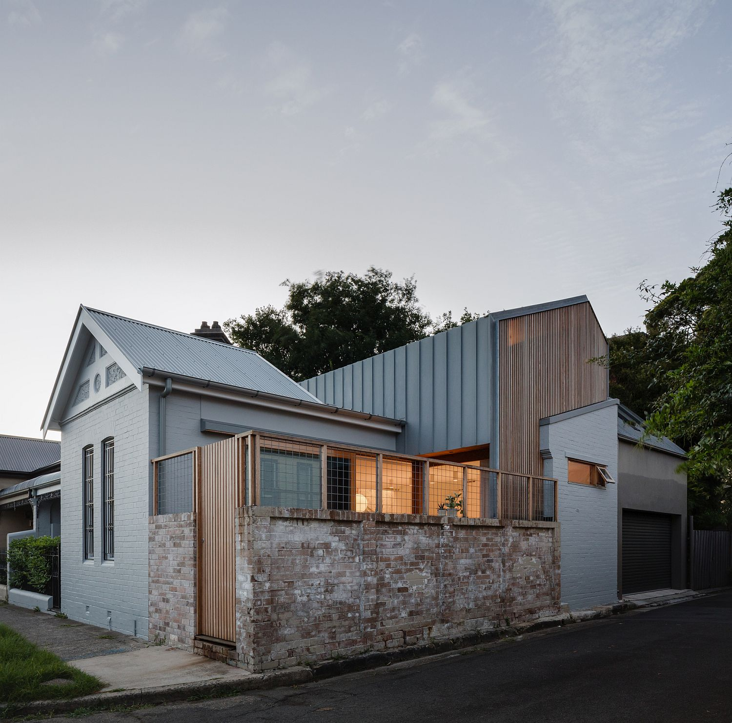 Heritage home in Sydney combines modernity with classic Japanese form