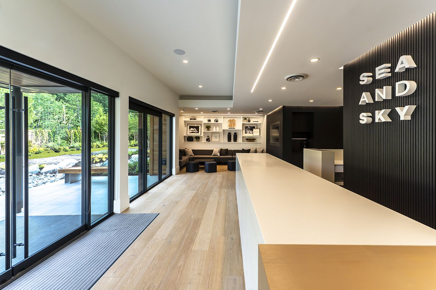Kitchen-and-interior-that-is-connected-with-the-deck-outside