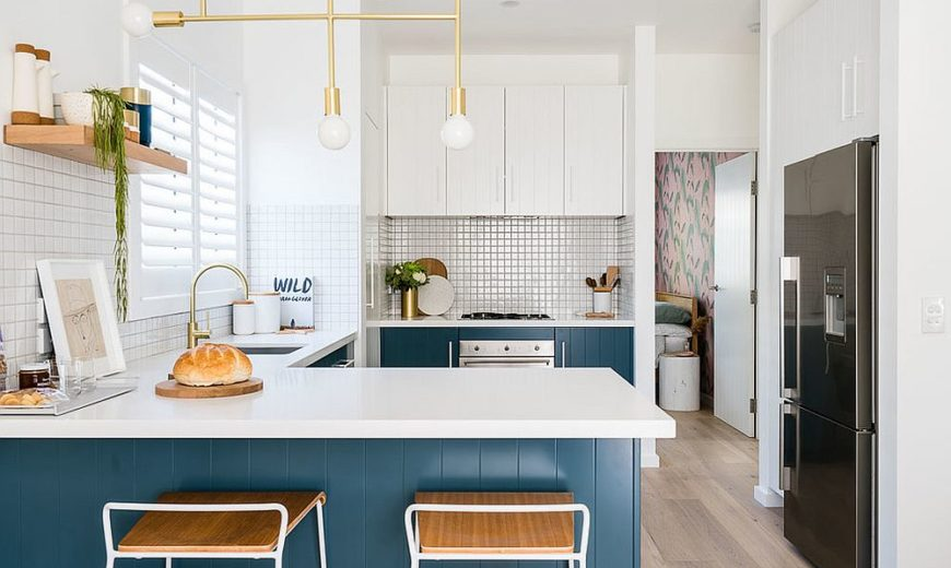Best Kitchen Color Combinations with White: 45 Trendy Ideas, Inspirations