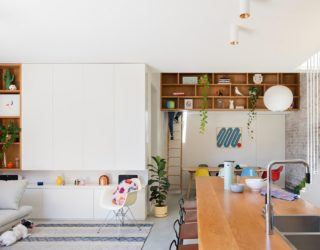Budget Renovation of Sydney Home Brings Japanese Charm to a Heritage Setting