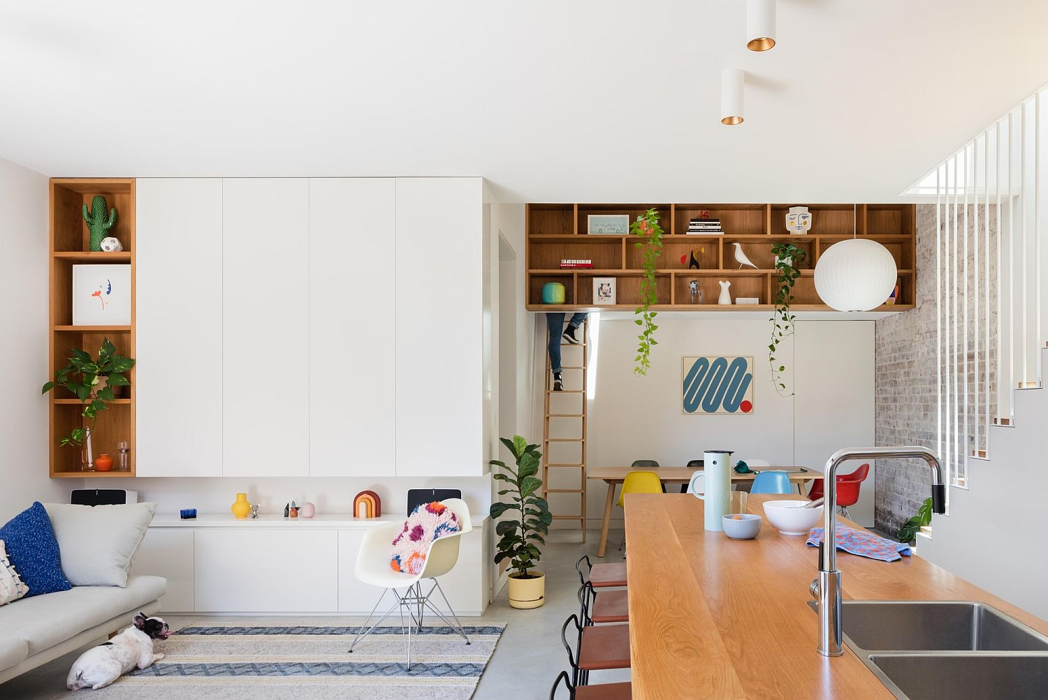 Look at the revamped interior of the Machiya House in Sydney