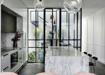 Lovely-little-atrium-brings-greenery-to-the-kitchen-and-living-area-217x155