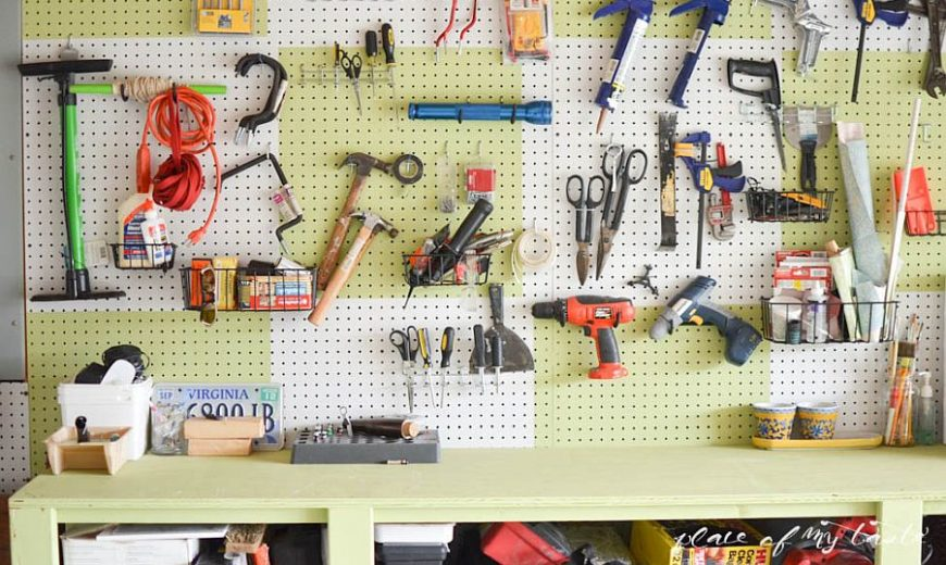 25 Top Tips and Tricks For Organizing Your Garage