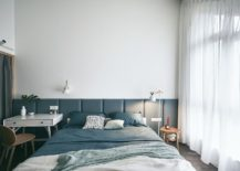 Tufted-headboard-wall-for-the-contemporary-bedroom-in-white-217x155