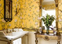 Use-of-yellow-in-the-chic-country-style-bathroom-217x155