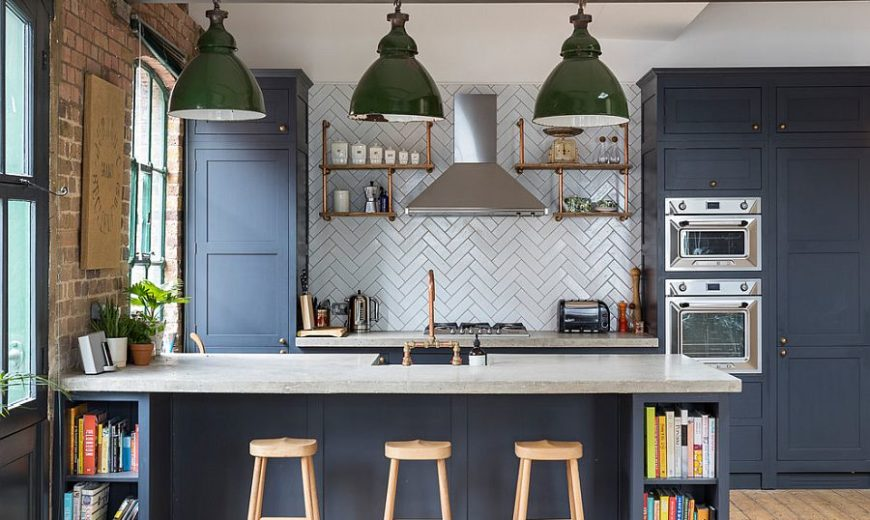 75 Small Kitchen Solutions to Make Them Brighter and Space-Savvy