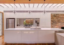 White-wood-and-brick-kitchen-of-the-contemporary-home-217x155