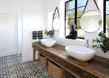 Wood-and-white-bathroom-with-a-dash-of-Oriental-charm-217x155