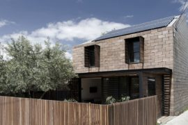 Budget Aussie Home with Operable Façade is Small and Sustainable