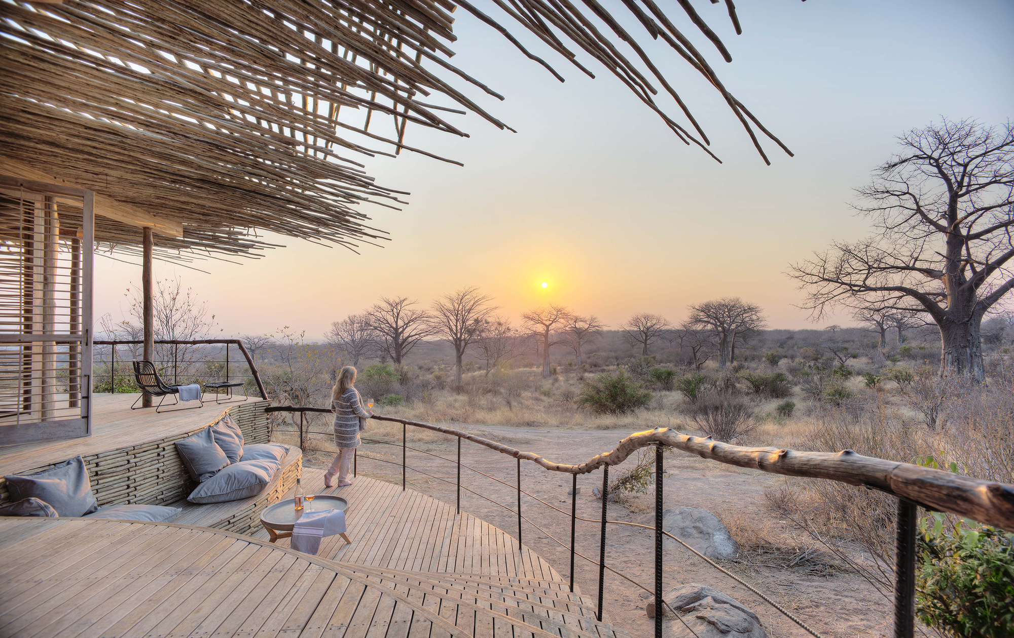 Amazing-African-scenery-viewed-from-the-the-Jabali-Forest-Lodge