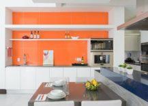 Bold-orange-backsplash-for-the-polished-contemporary-kitchen-217x155