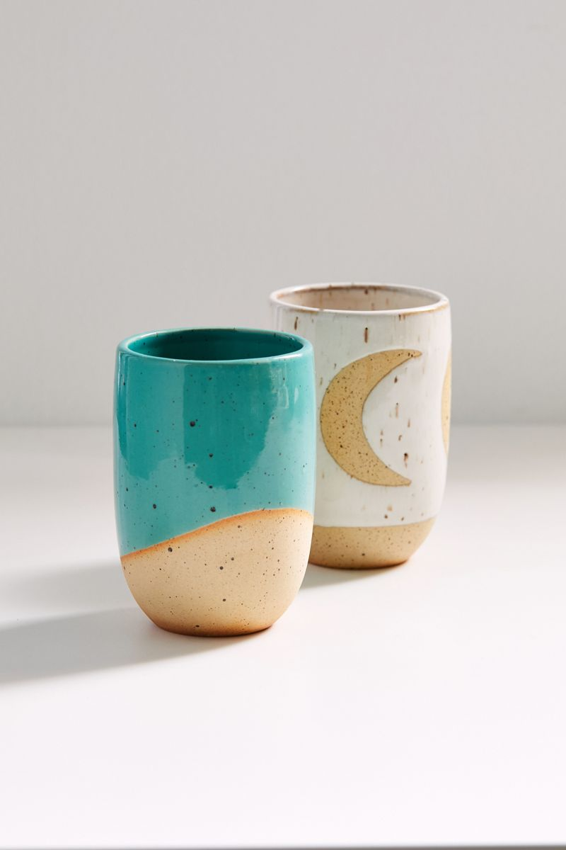 Ceramic tumblers from Urban Outfitters