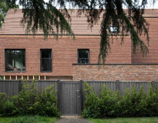 Custom Handmade Terracotta Tiles Create a Cozy, Classic London Home