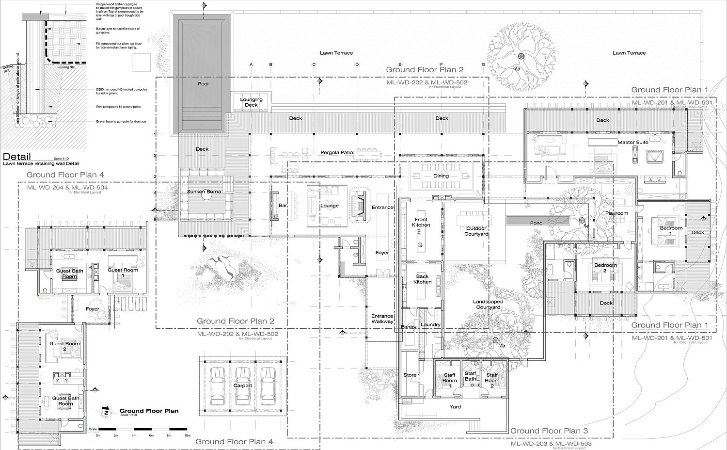 Floor-plan-of-the-Mabote-House-in-South-Africa