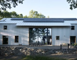 Affordable Zero-Energy Passive Home in New York Relies on Green Design