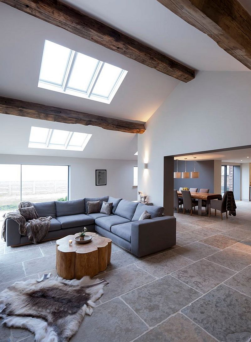 Spectacular And Cozy Living Rooms With Ceiling Beams 25 Trendy Ideas Inspirations
