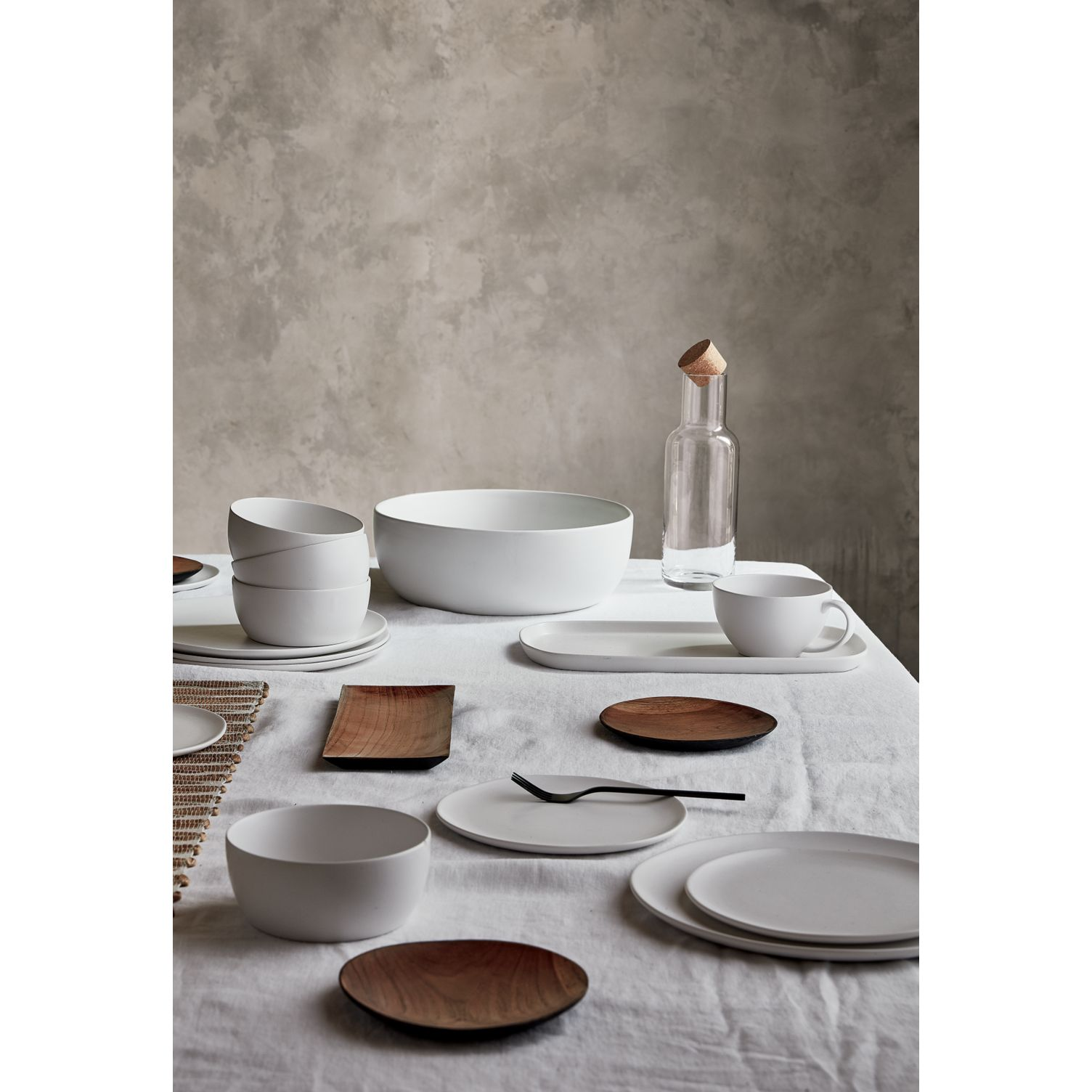Tabletop pieces from CB2