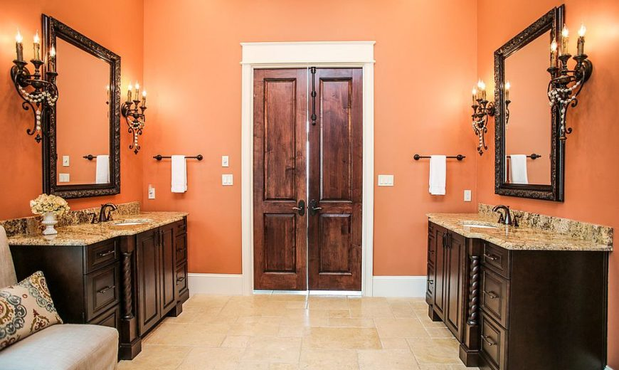 25 Fabulous Bathrooms Color Trends for Fall to Try Out