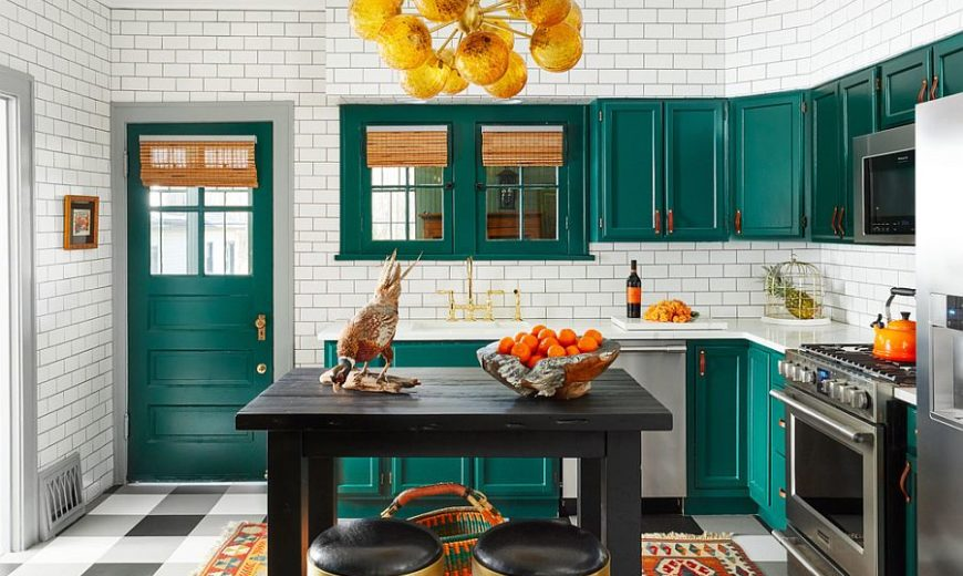 Organization and Storage Ideas for Eclectic Kitchen: 25 Smart Inspirations