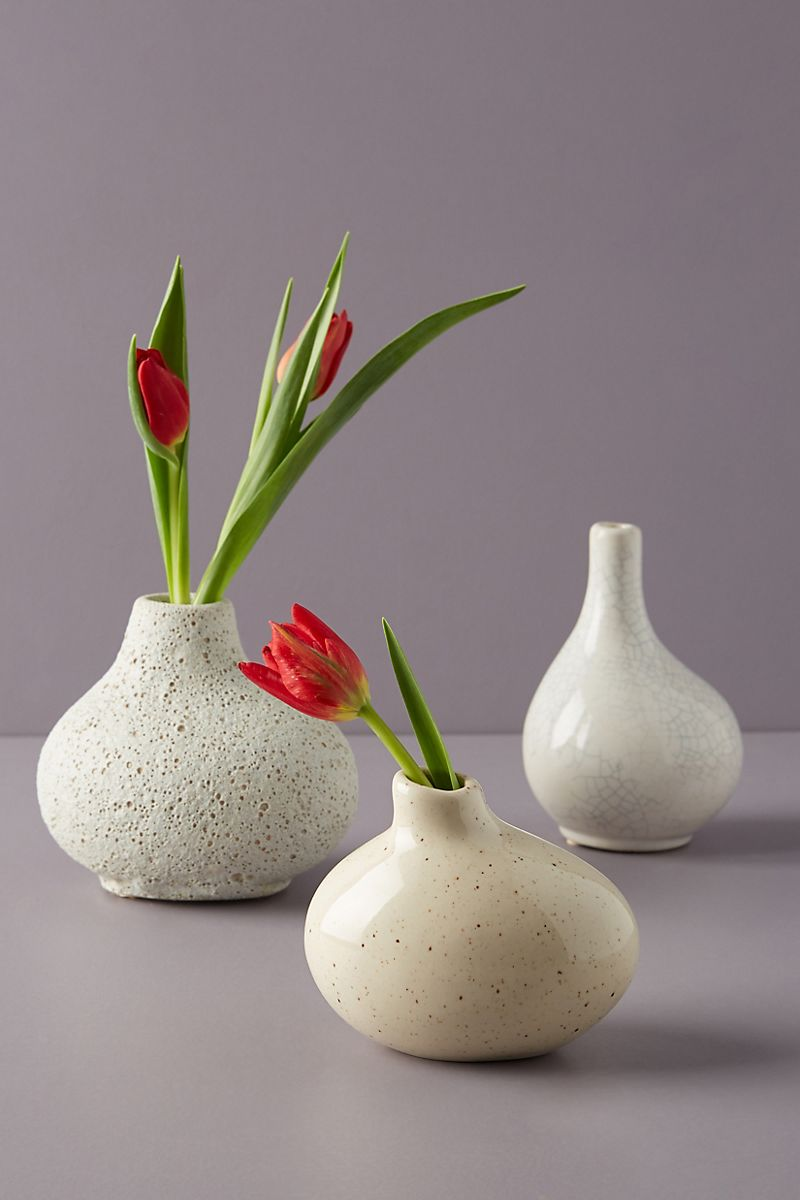 Bud vases from Anthropologie