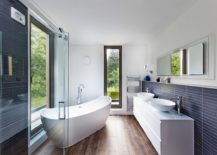 Contemporary-bathroom-of-the-house-in-wood-white-and-gray-217x155