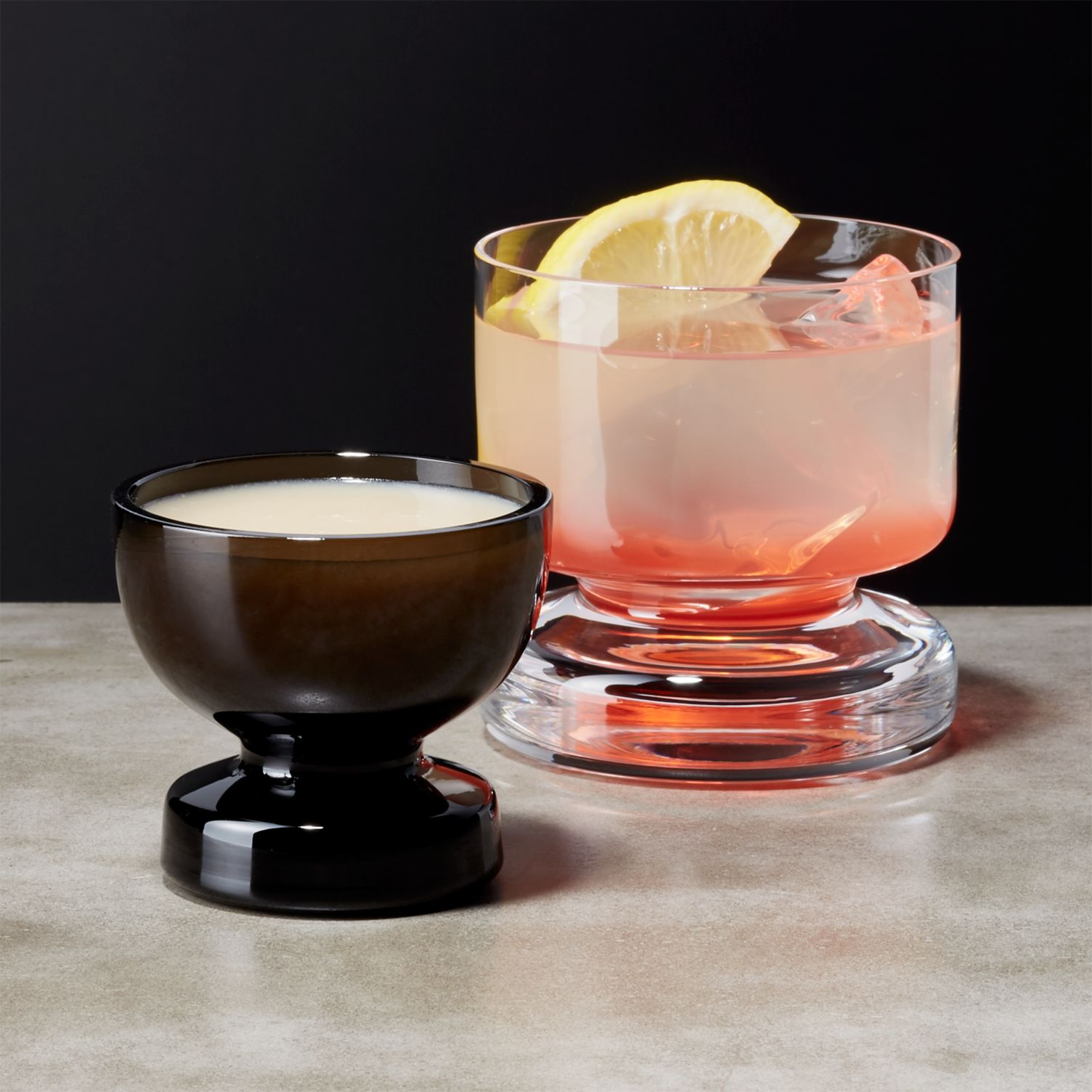 Cordial glass from CB2