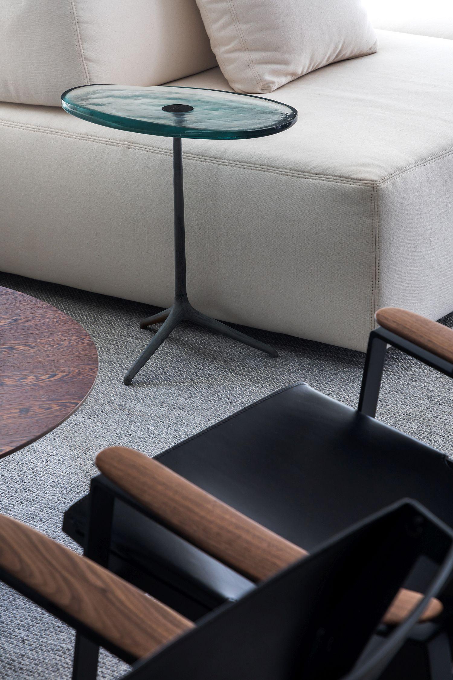 Decor designed by Jader Almeida steals the show inside the home