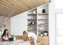 Dining-room-of-the-house-in-white-and-wood-217x155