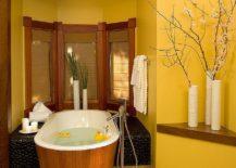 Fabulous-yellow-bathroom-embraces-Asian-style-217x155