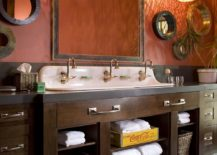 Lighting-adds-a-brilliant-appeal-to-the-bathroom-in-orange-217x155
