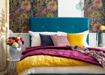 Modern-eclectic-bedroom-full-of-color-217x155