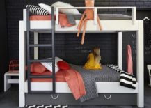 White-bunk-bed-for-the-dark-contemporary-kids-bedroom-217x155