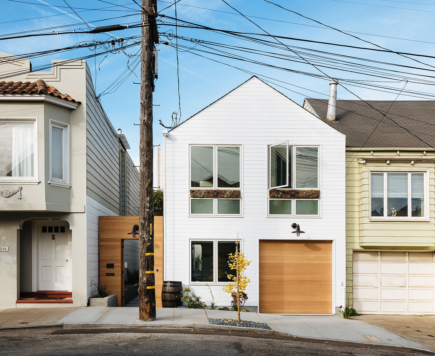 Early 1900s home in San Francisco transformed to add more space