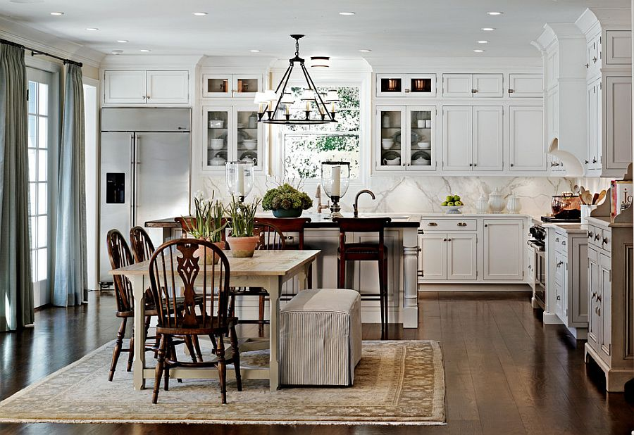 Fabulous-kitchen-and-dining-area-with-modern-farmhouse-theme