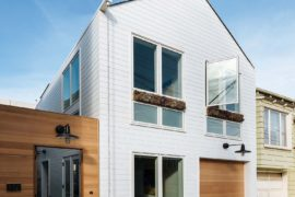 Renovated Home from Early 1900s in San Francisco Finds New Space